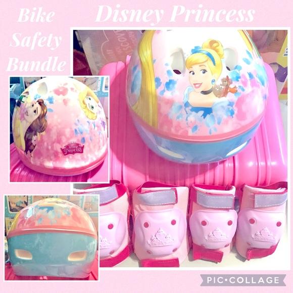 💕5/$25 Disney Princess Bike Safety Bundle💕